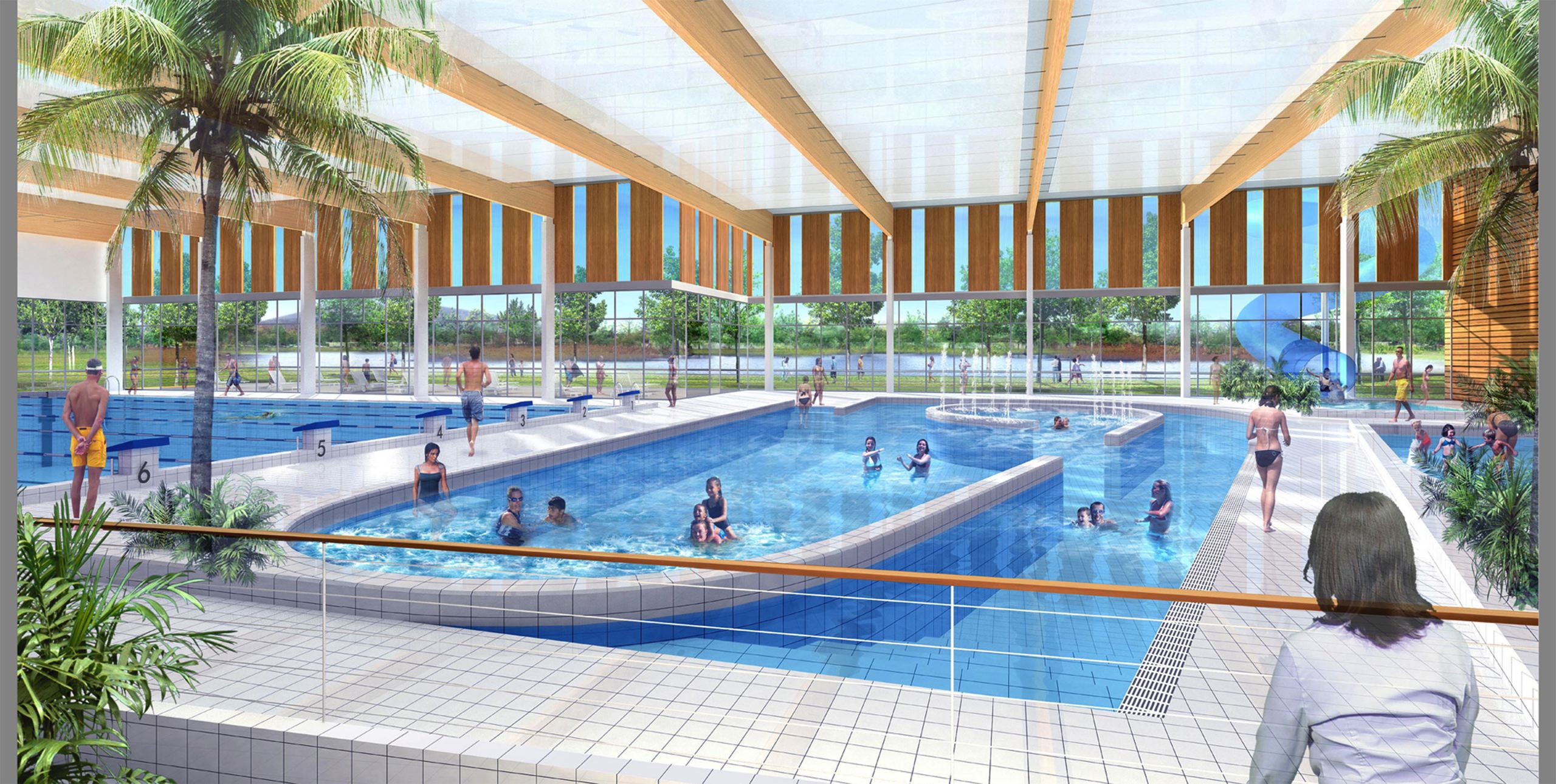 Th matique rca a for Piscine brumath