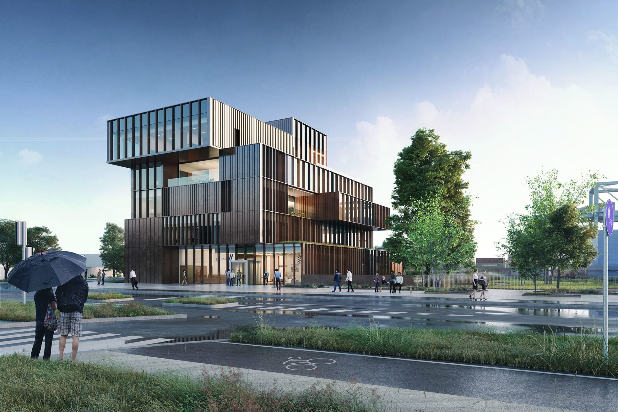 2020 • siège du port autonome • strasbourg [67]