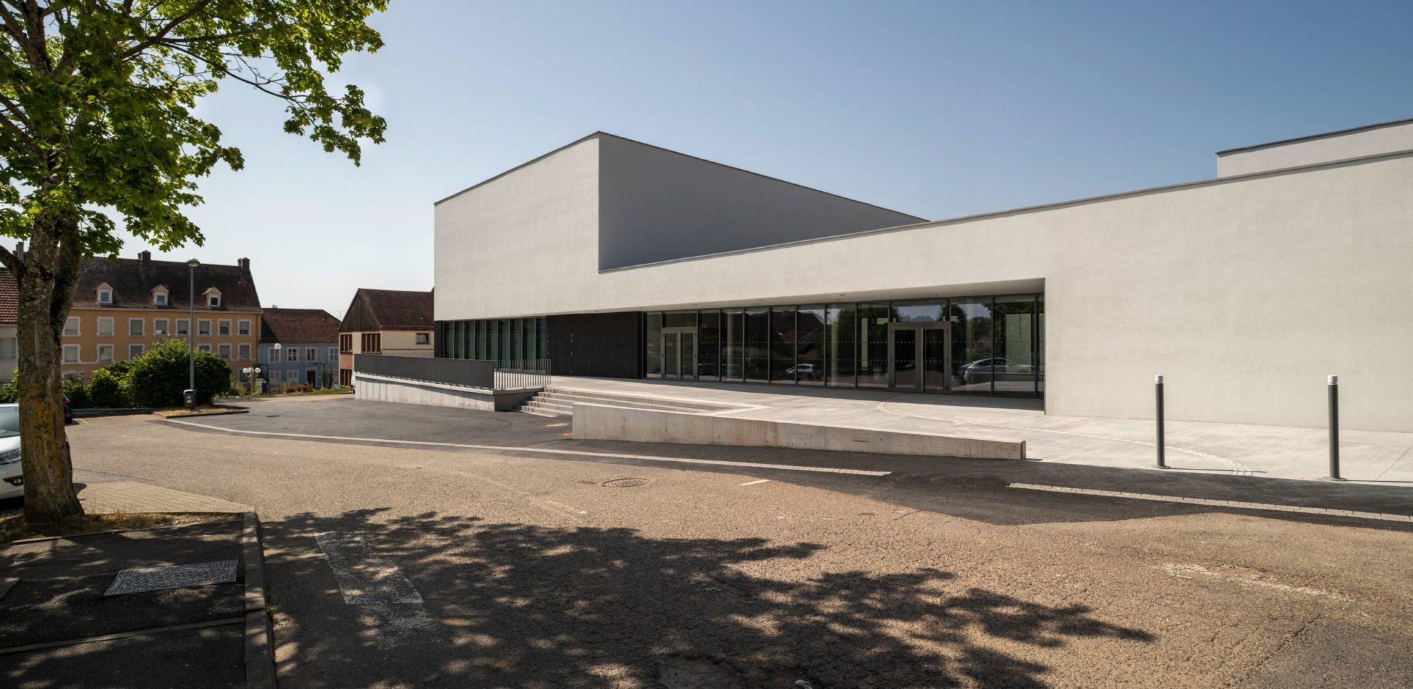 2019 • centre socio-culturel • sarre-union [67]